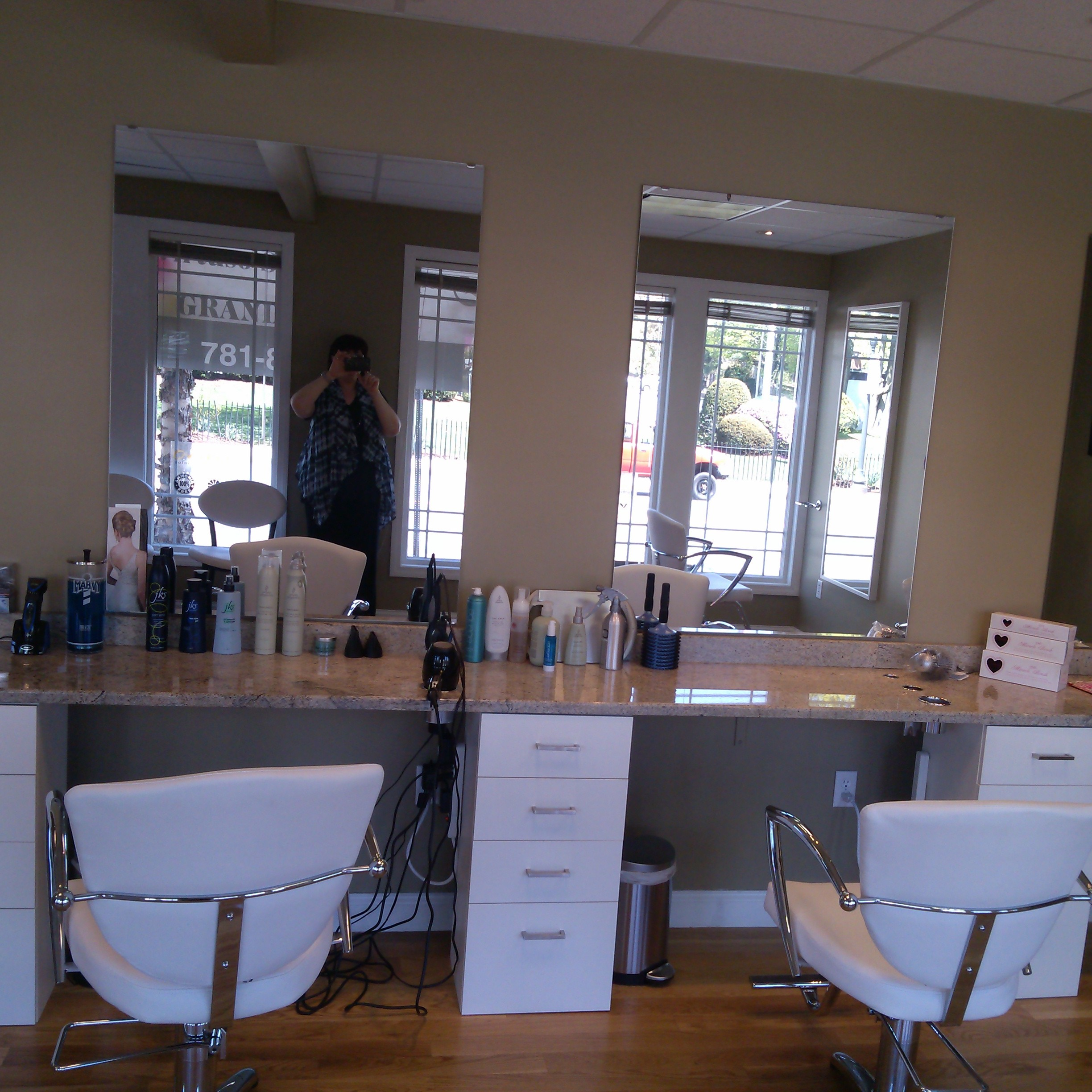 Hairstylist Nail Tech Esthetician Room For Lease Canton MA