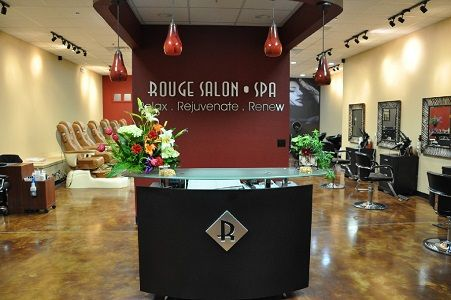 Rouge Salon And Spa Bentonville Ar