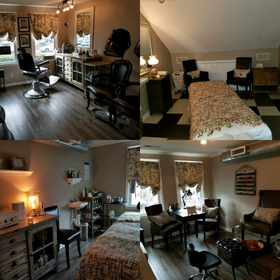Room For Rent: Furnished Esthetician Room, Nail Room & Massage Room For